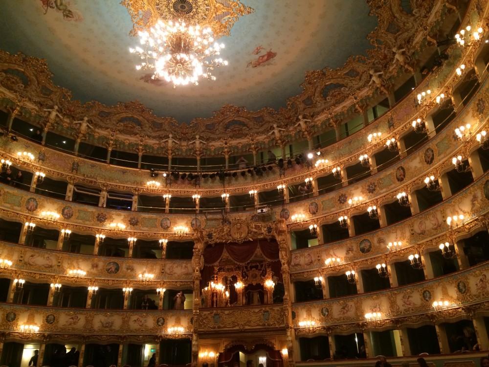 Gran Teatro La Fenice di Venezia